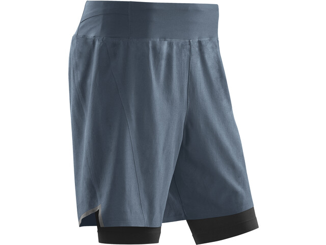 cep Run 2in1 Shorts 3.0 Miehet, grey/black
